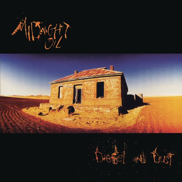 Midnight Oil mit Beds Are Burning