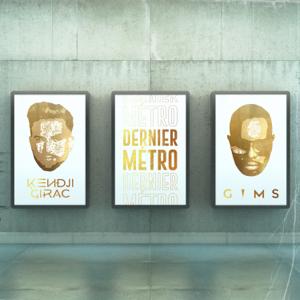 Kendji Girac & Maître Gims - Dernier métro