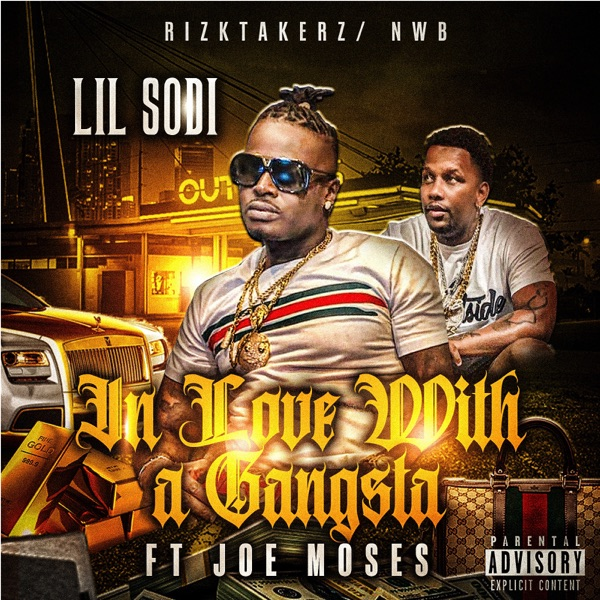 In Love With a Gangsta - Single (feat. Joe Moses) - Single