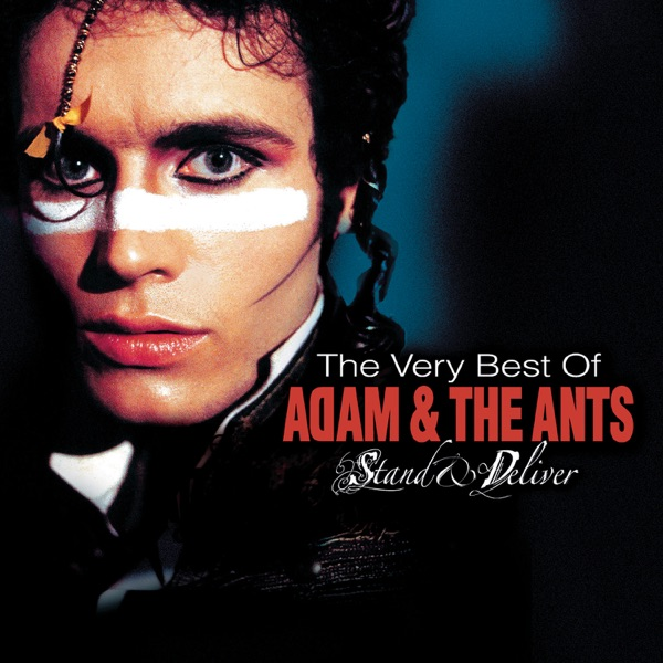 Adam Ant mit Goody Two Shoes