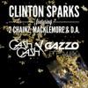 Gold Rush Cash Cash x Gazzo Remix feat 2 Chainz Macklemore D A Single