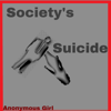 Anonymous Girl - Society's Suicide (Unabridged)  artwork