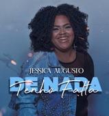 De nada Tenho Falta - Jessica Augusto (COM LETRA LEGENDADO)
