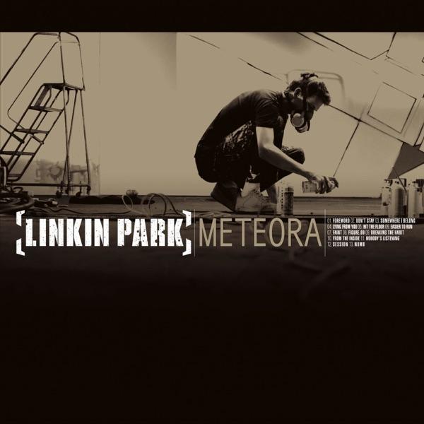 LINKIN PARK mit Somewhere I Belong