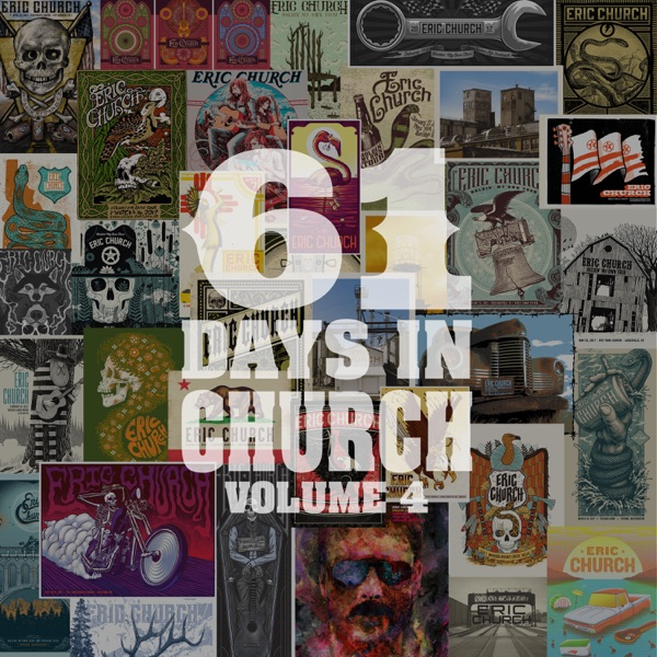 61 Days in Church, Volume 4