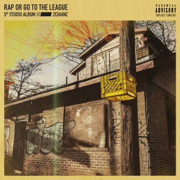 2 Chainz Rap or Go to the League music review