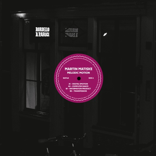 Melodic Motion - EP by Martin Matiske