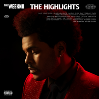 The Weeknd - The Highlights (Deluxe Video Album) artwork