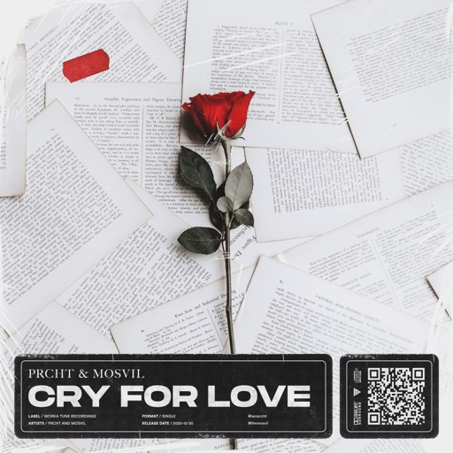 Cry for Love - Single by Mosvil