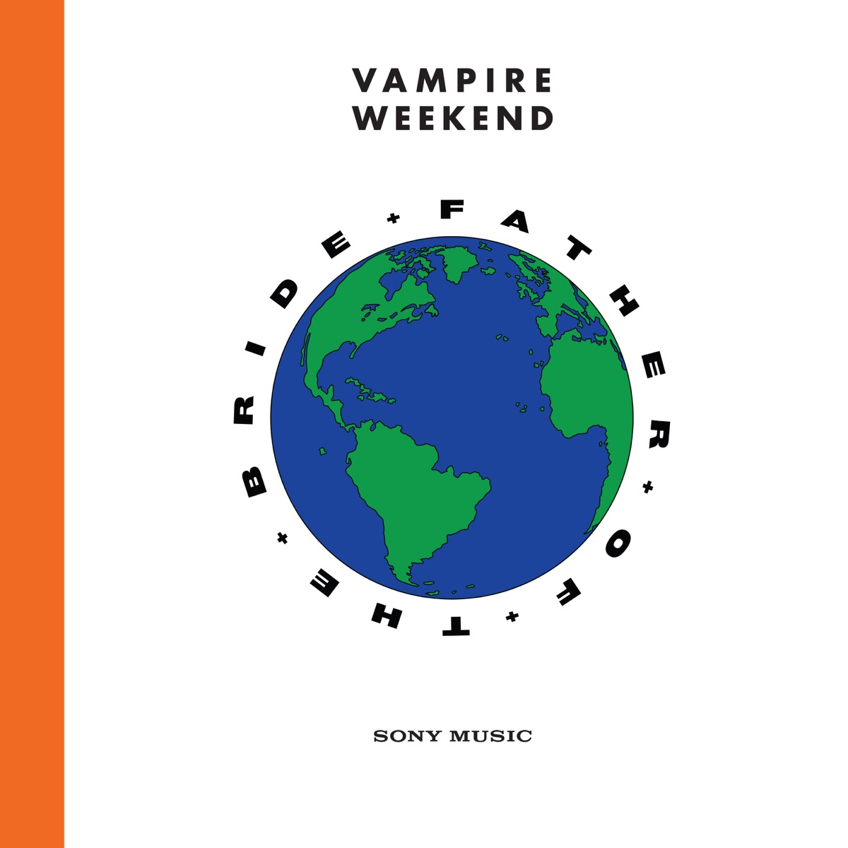 Father of the Bride Vampire Weekend CD cover