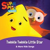 Twinkle Twinkle Little Star Sing Along [Instrumental] Super Simple Songs - Super Simple Songs
