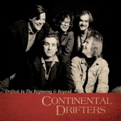 Continental Drifters - Meet On The Ledge