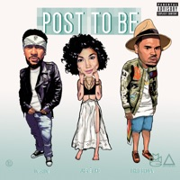 Omarion - Post To Be (feat. Chris Brown & Jhene Aiko) - Single