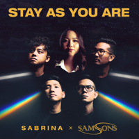 Download Mp3 Sabrina & SAMSONS - Stay As You Are - Single