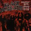 Black Sabbath - Greatest Hits 1970-1978 artwork