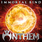 IMMORTAL BIND (NUCLEUS VERSION)/ANTHEMジャケット画像