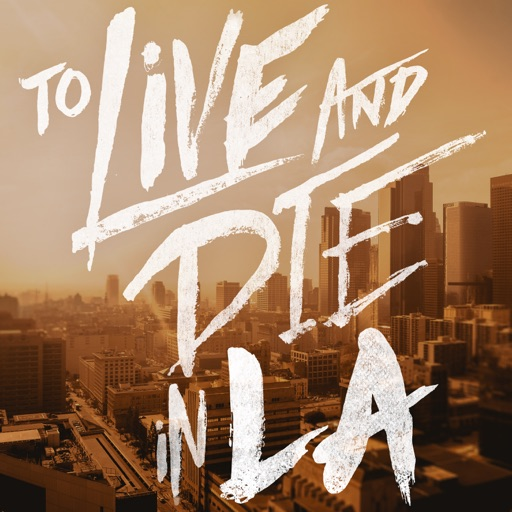 Cover image of To Live and Die in LA