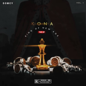 Domcy - King of New Age, Vol. 1  - The (Kona) - EP