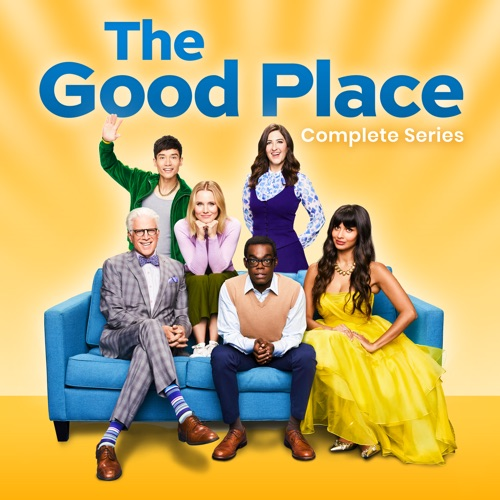 The Good Place, The Complete Series movie poster
