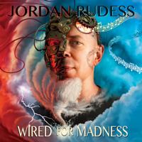 Jordan Rudess - Wired for Madness artwork