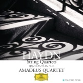Amadeus Quartet - Franz Joseph Haydn (1732-1809): String Quartet In D Major, Op.64, No.5 The Lark (Hob.Iii - 63) - 1. Allegro Moderato - The History Of Classical Music - Part 2 - From Haydn To Paganini