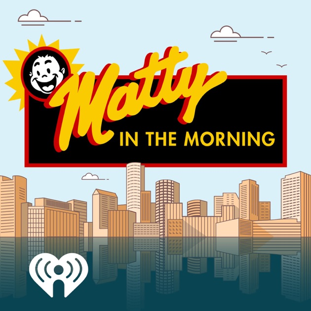 Matty In The Morning By Kiss 108 Wxks Fm On Apple Podcasts