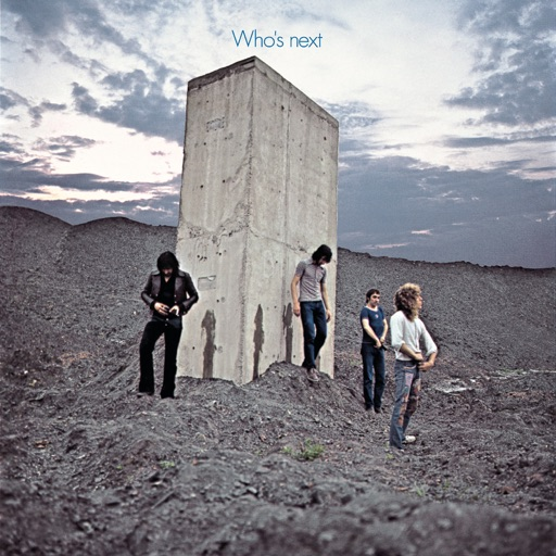 Art for Baba O'Riley by The Who