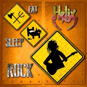 Helix - Eat Sleep Rock