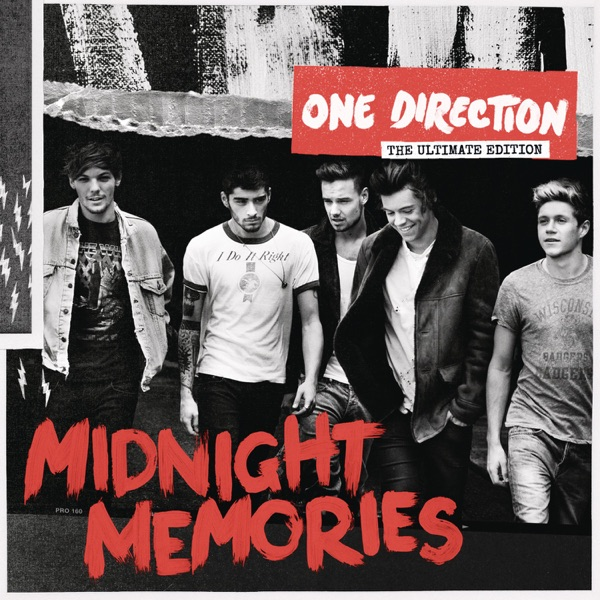 One Direction mit Story of My Life