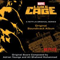 Various Artists - Luke Cage (Original Soundtrack Album) artwork