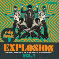 Various Artists - Edo Funk Explosion, Vol. 1 artwork