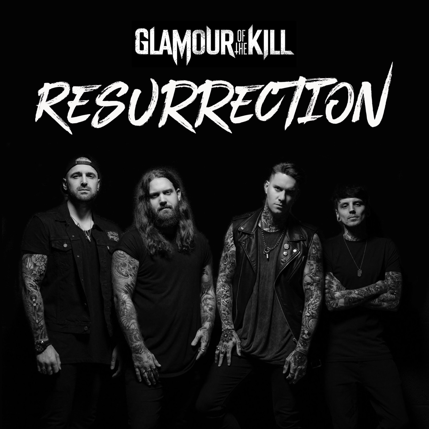 Glamour of the Kill - Resurrection [single] (2019)