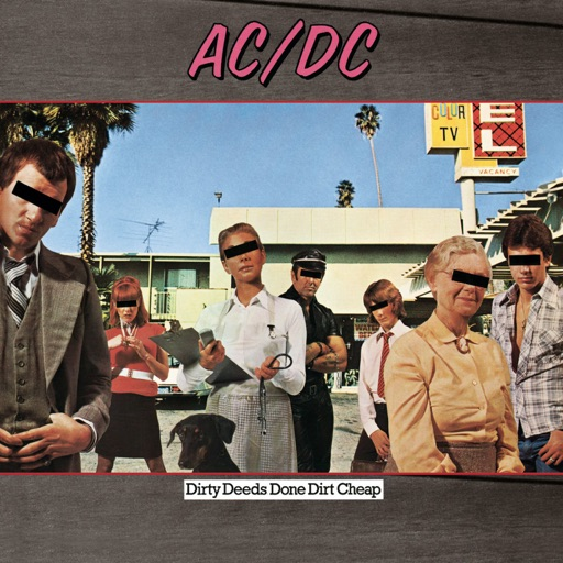 Art for Love At First Feel by AC/DC