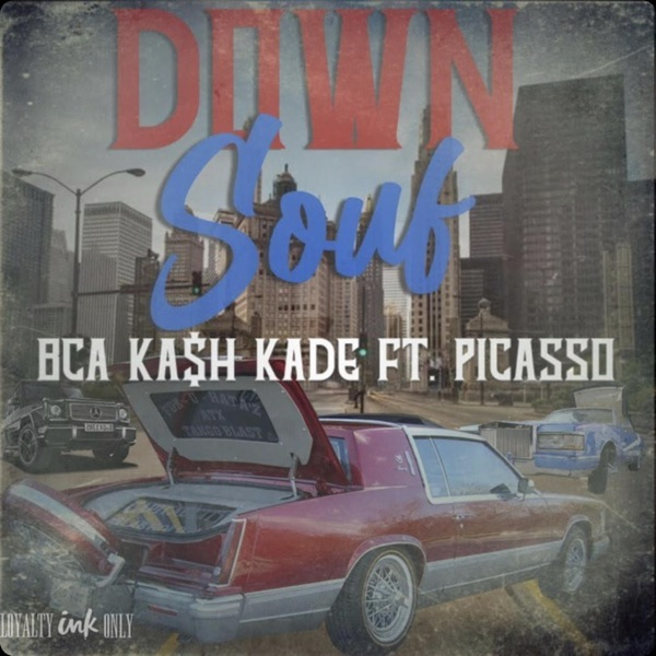 Down Souf (feat. Picasso) - Single