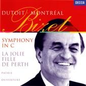 Charles Dutoit - Bizet: La jolie fille de Perth, Suite - 1. Prélude