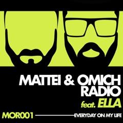 Mattei & Omich Radio feat. Ella - MOR001 (Metropolitan 10 Years) [DJ MIX]