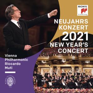 Riccardo Muti & Vienna Philharmonic - Neujahrskonzert 2021 / New Year's Concert 2021 / Concert du Nouvel An 2021