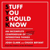 Stuff You Should Know - Josh Clark & Chuck Bryant Cover Art