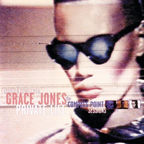 Grace Jones mit Slave to the Rhythm