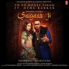 Saiyaan Ji (feat. Nushrratt Bharuccha)