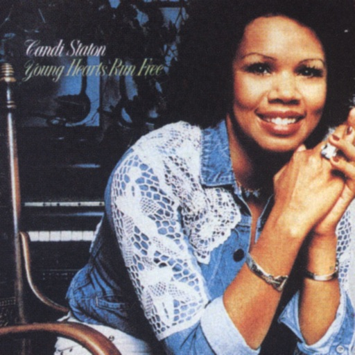 Art for Young Hearts Run Free by Candi Staton