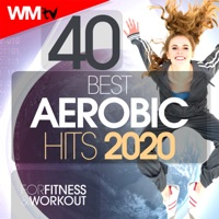Various Artists - 40 Best Aerobic Hits 2020 For Fitness & Workout (40 Unmixed Compilation for Fitness & Workout 135 Bpm / 32 Count - Ideal for Aerobic, Cardio Dance, Body Workout)