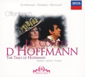 Plácido Domingo - Offenbach: Les Contes d'Hoffmann / Act 1 - Allons! Courage et confiance