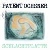 Patent Ochsner - Scharlachrot Grafik