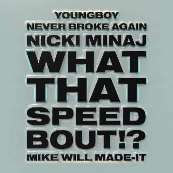 What That Speed Bout!? (Instrumental) - Single
