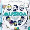 Música feat Myke Towers Darell Arcángel Wisin Single