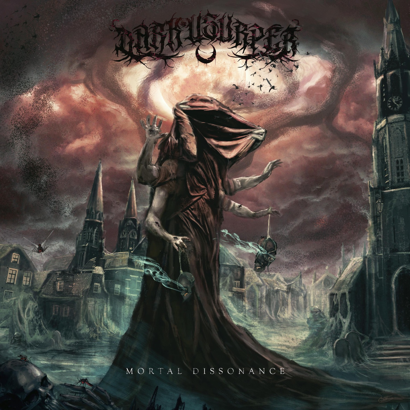 Dark Usurper - Mortal Dissonance (2020)