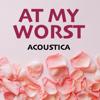 Acoustica - At My Worst (Guitar Ukulele Instrumental Cover) artwork