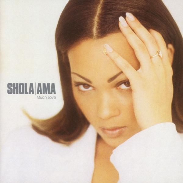 Shola Ama  -  You Might Need Somebody diffusé sur Digital 2 Radio