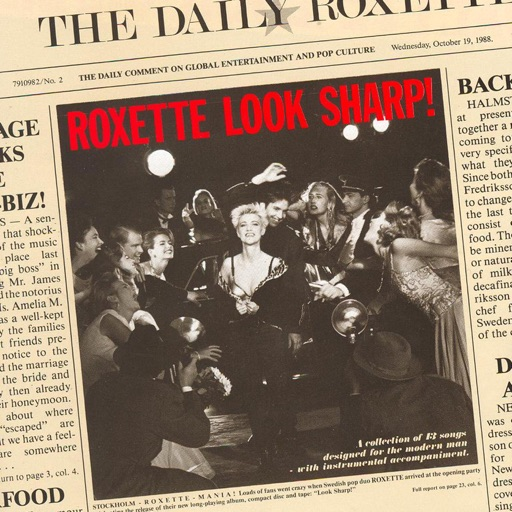 Art for Listen To Your Heart by Roxette